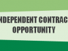Independent Contract Opportunity