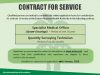 Contract for Service